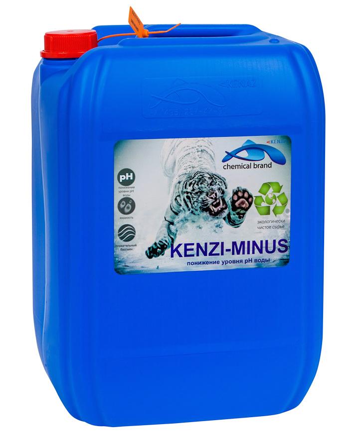 Кензи-минус солянокислый, 30л-36кг.