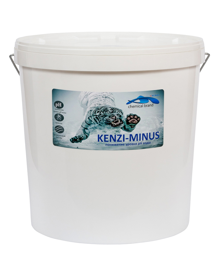 Кензи-минус, гранулы 10кг.